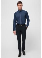 Рубашка NAVI Gregorio dark-blue