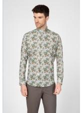 Рубашка NAVI Tropical Grey