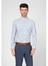 Рубашка NAVI Blossom Blue