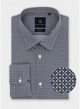 Рубашка Ethno Rhombus