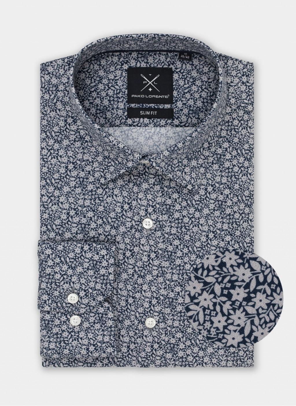Рубашка P20WF-1X-066-G