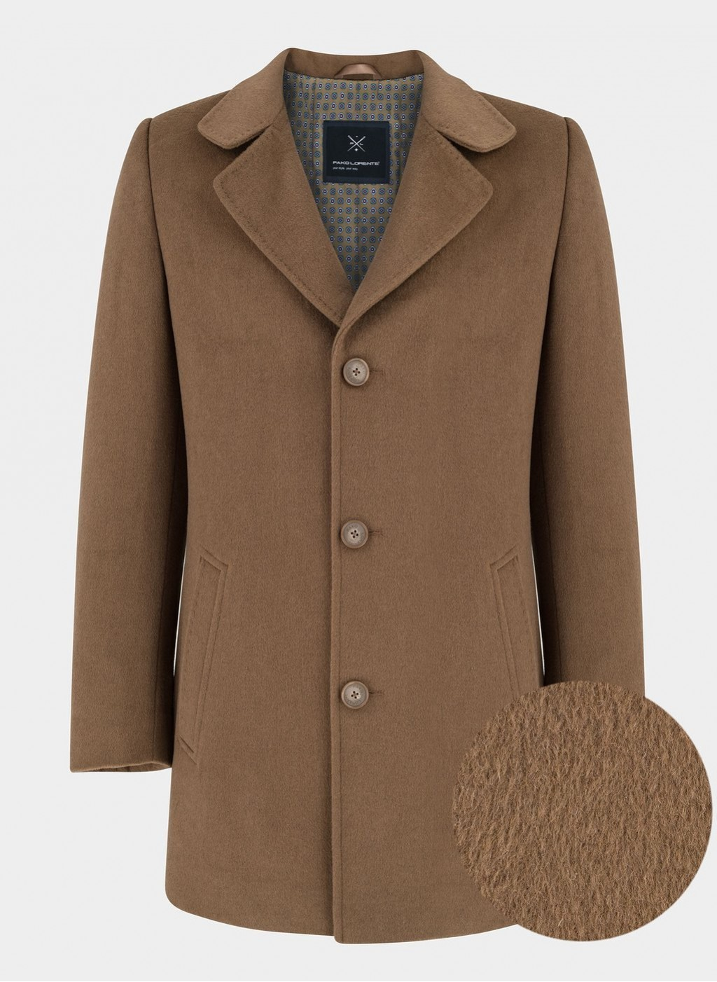 Пальто мужское P20WF-7X-014-E