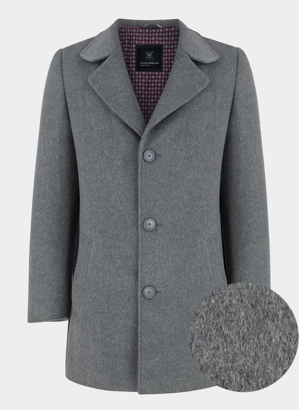 Пальто мужское P20WF-7X-014-S