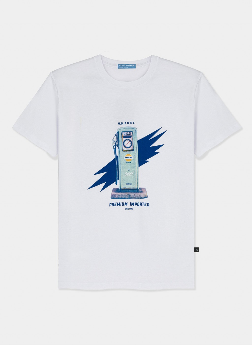 Футболка T-SHIRT P21SF-TX-021-B