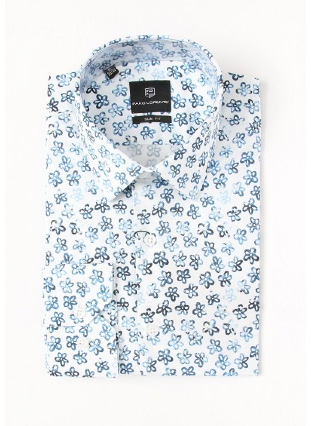 Рубашка Blue Bloom