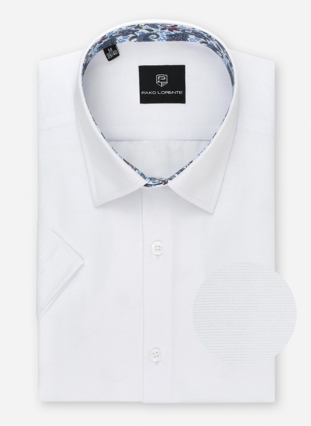Сорочка Cristal White