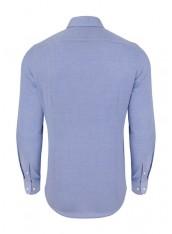 Сорочка Texture Blue