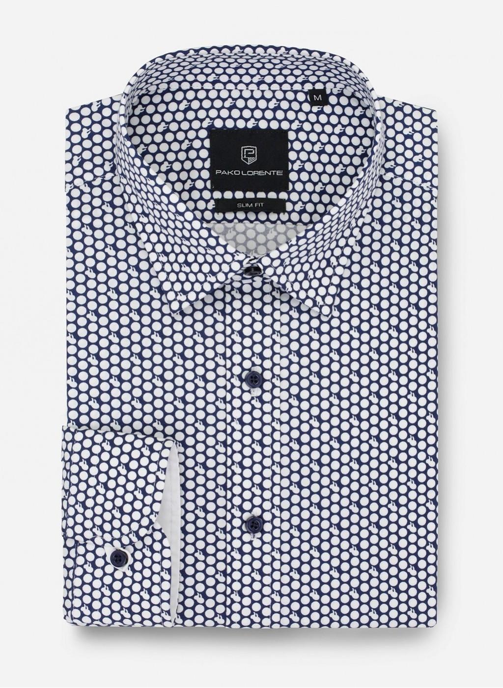 Рубашка Circles