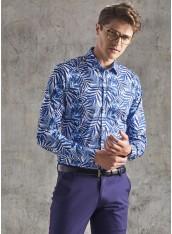 Рубашка Jungle Blue