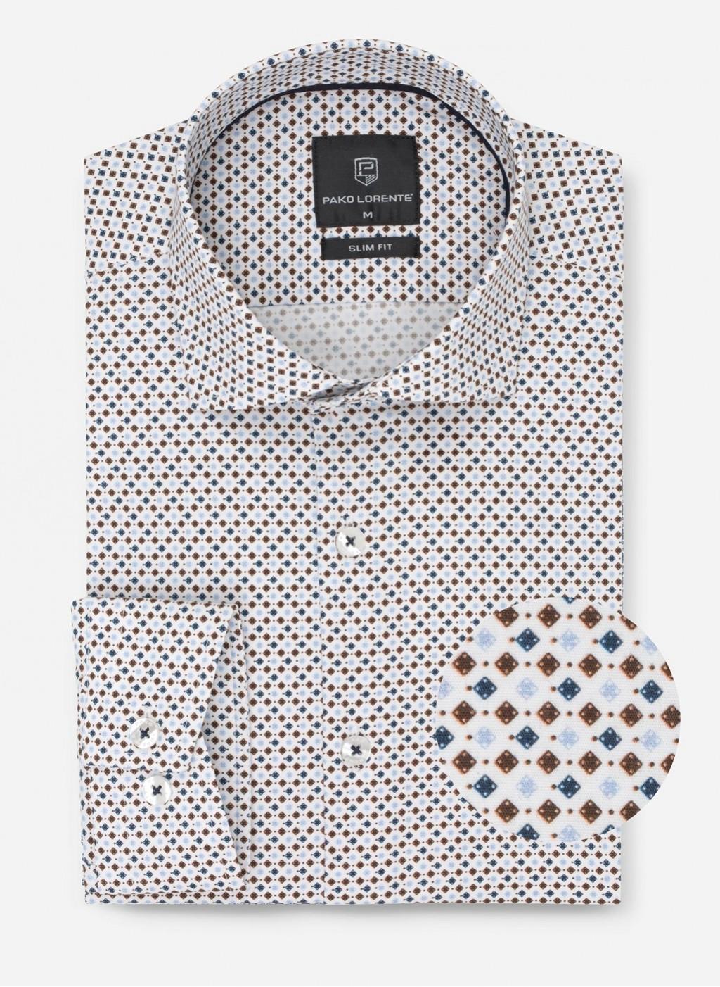 Рубашка Avantgarde Rhombus