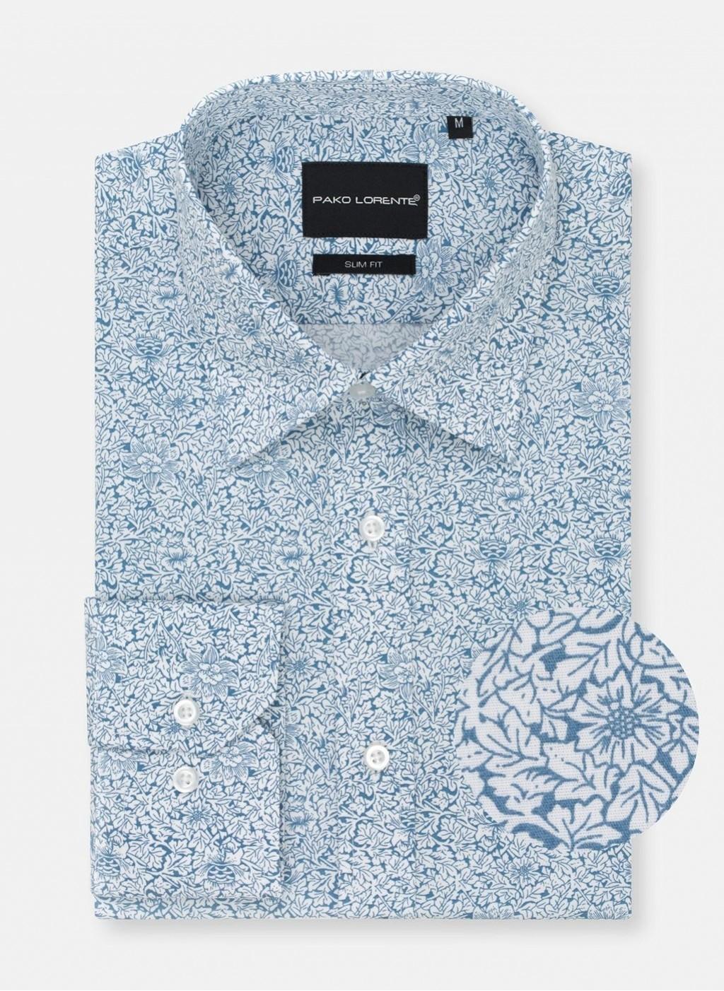Рубашка AMRITA PLM-1X-551-N