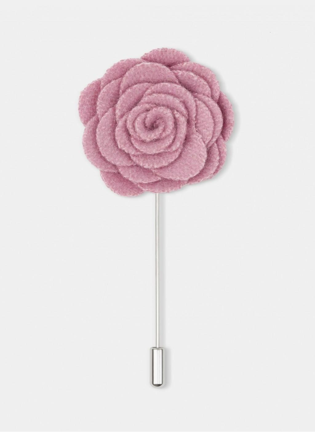 Булавка Pink Flower