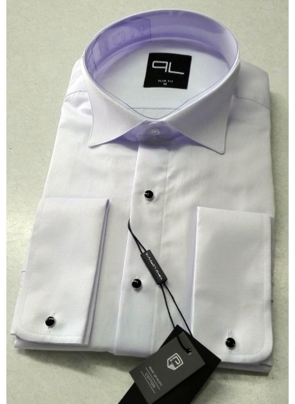 Сорочка Simple White