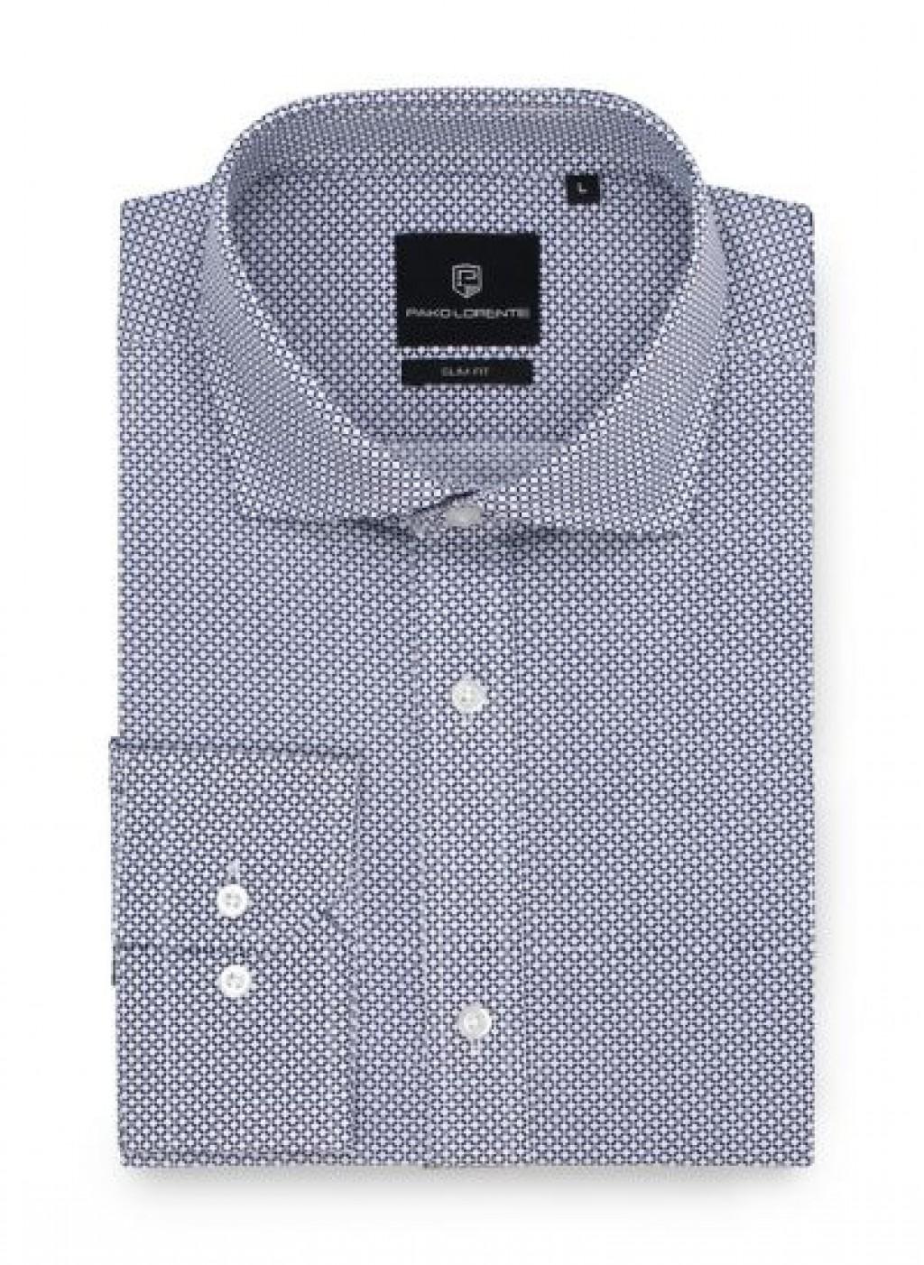 Рубашка Casual Rhombus